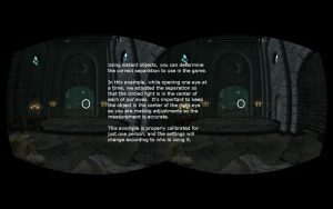 Properly Calibrated VR Settings With Generic Drivers