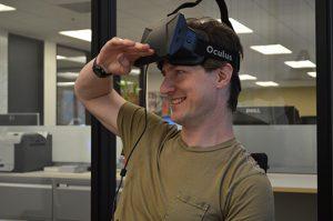 Tom Forsyth, Oculus VR