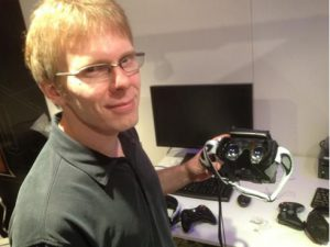 John Carmack at E3