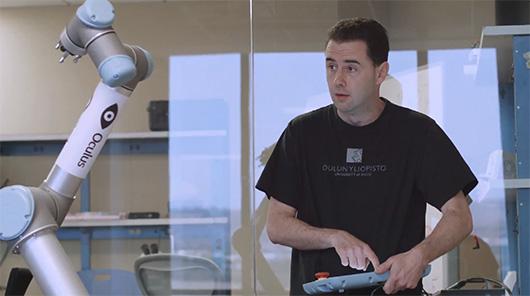 Dr. Steve LaValle, Chief Scientist, Oculus VR