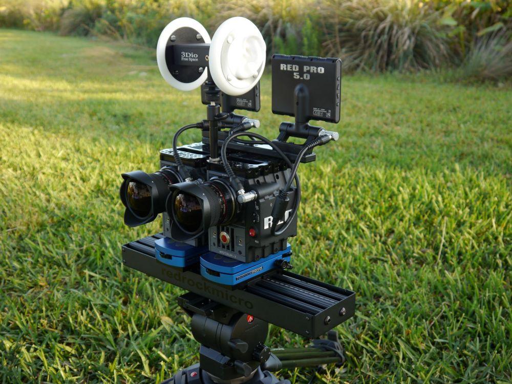 RED 3D Camera Rig