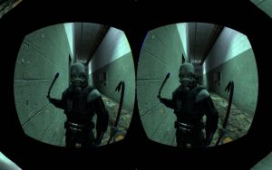 HalfLife 2: Is the Oculus Rift a future home for masochists?