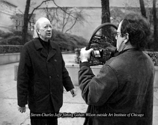 Steven-Charles Jaffe and Gahan Wilson