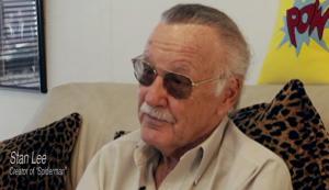 Stan Lee Talking Gahan Wilson!