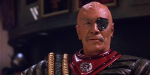 General Chang from Star Trek VI: The Undiscovered Country