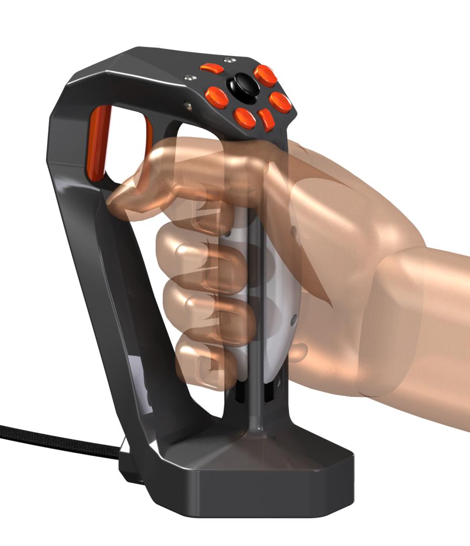 Tactical Haptics controller