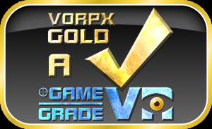 VorpX Gold-A Rating