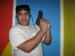 Andres Hernandez Havig Some Fun!