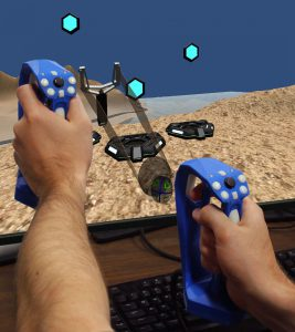 Tactical Haptics' Controller