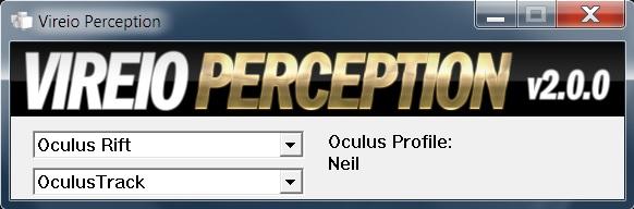 Vireio Perception Console