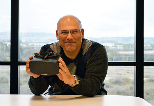 David De Martini, Head of Worldwide Publishing, Oculus VR