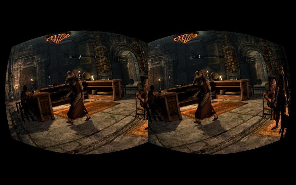 Skyrim with Vireio Perception 2.01