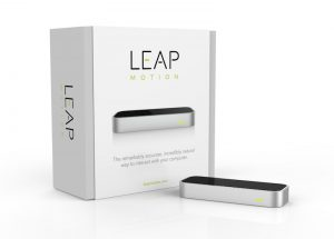 Leap Motion Packaging