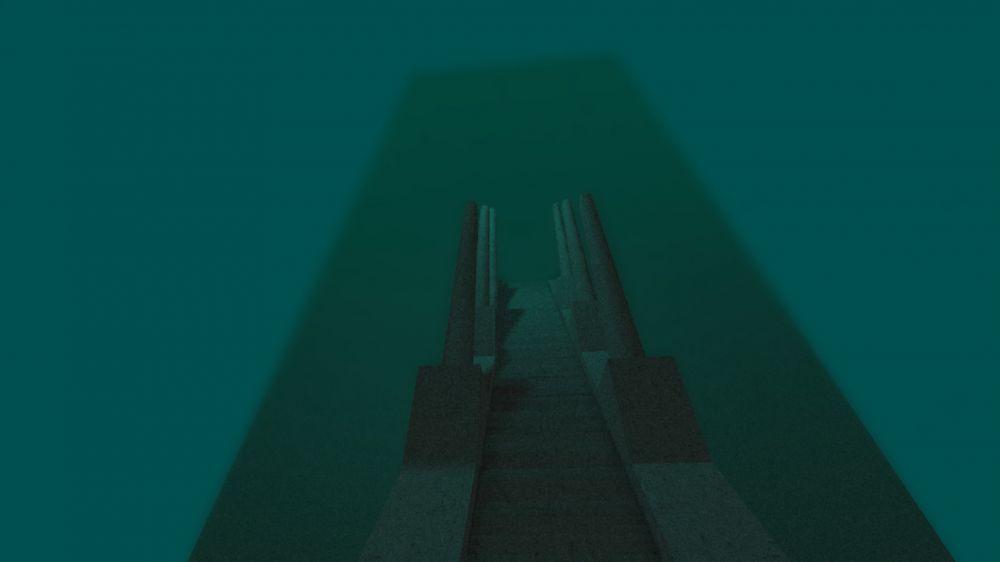We meet again stairs…