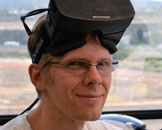 John Carmack, CTO of Oculus VR
