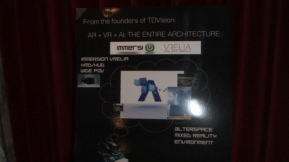 TDVision Corp. Roadmap