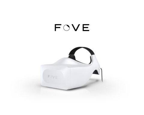 FOVE Eye Tracking HMD