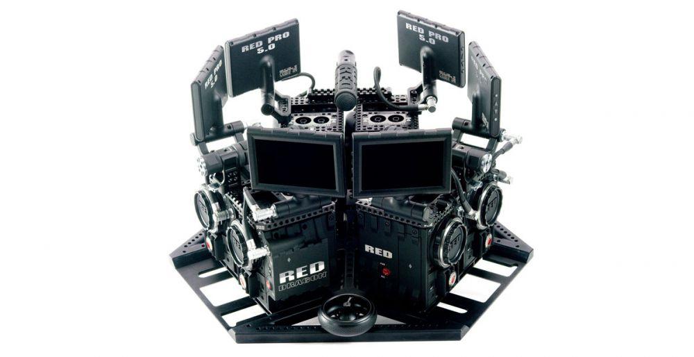 Next 3D VR Camera System