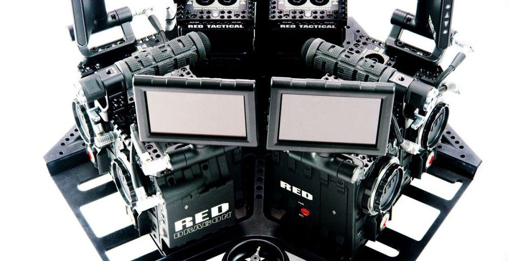 NextVR Virtual Reality Digital Cinema Camera System