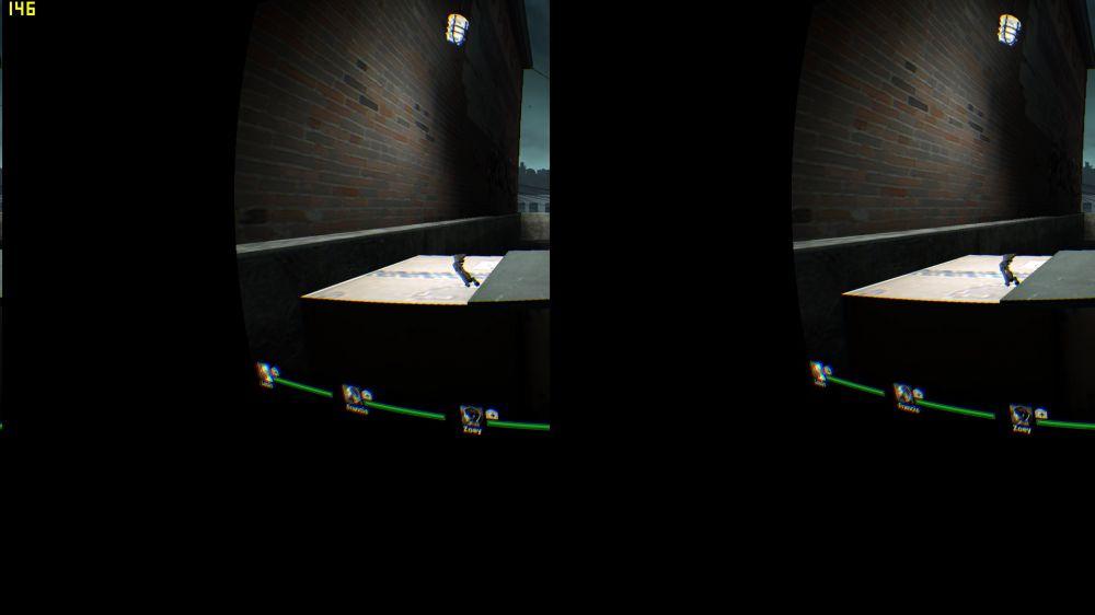 Virieio Perception 2.0.4 Alpha Head Tracked Theater Mode
