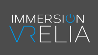 logo immersion gris