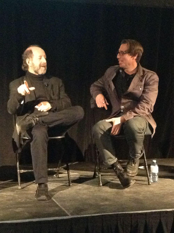 L-R: David Traub, John Gaeta