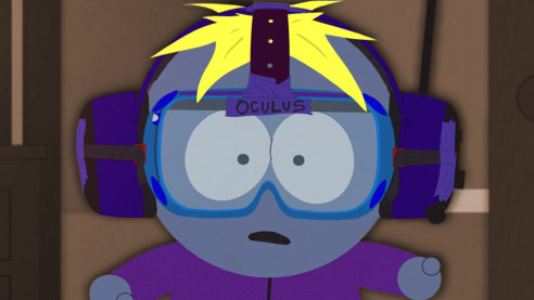 Butters With the Oculus Rift (DK13.5)