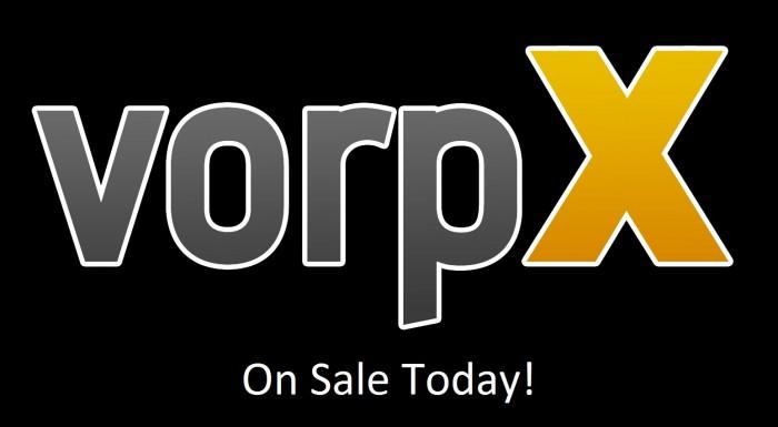 VorpX Logo