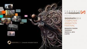 SIGGRAPH 2014 Computer Animation Festival