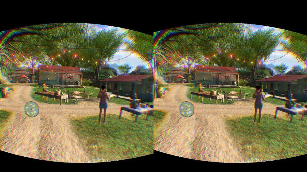 Far Cry 3 with Vireio Perception 2.13
