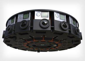 Google Jump GoPro Rig