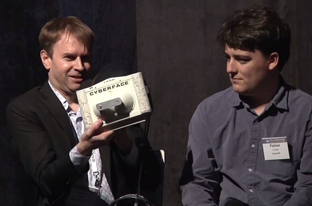 Jason Jerald and Palmer Luckey