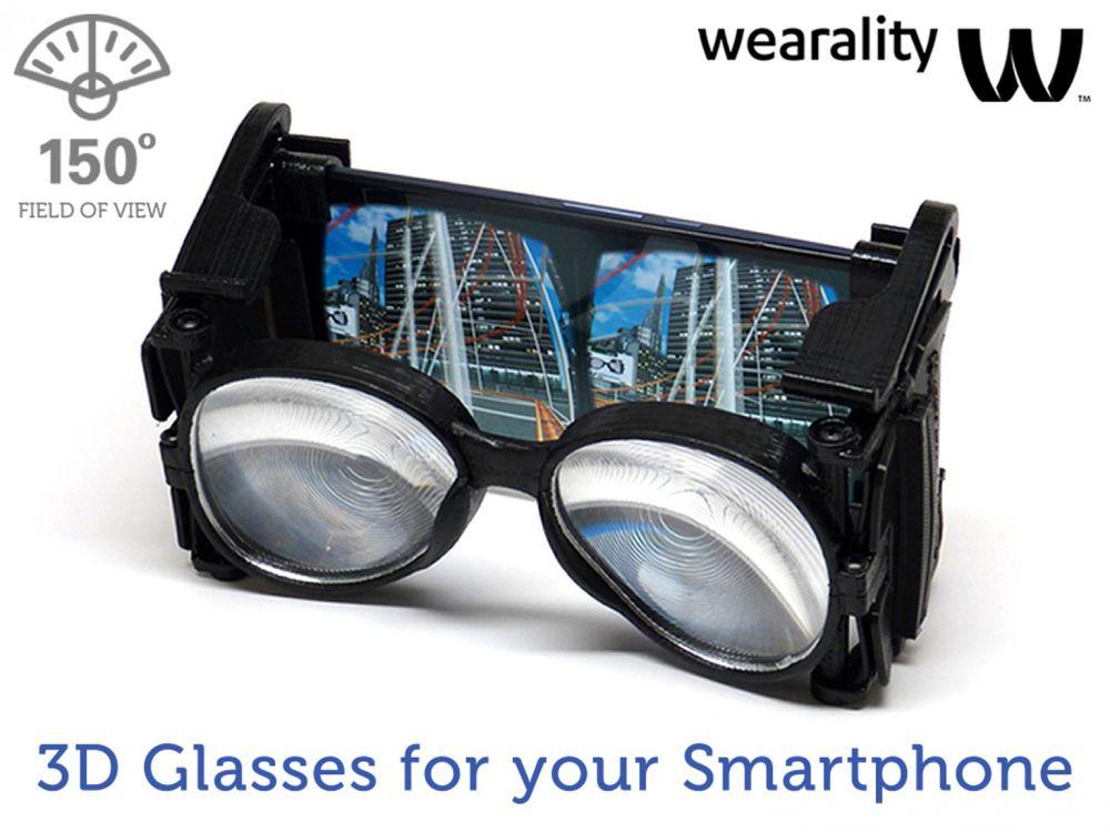 Wearality Glasses