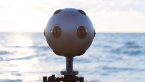 Nokia's Ozo 3D VR Camera