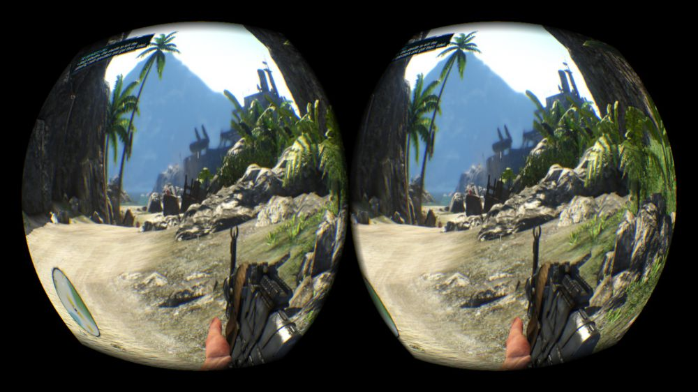 Far Cry 3 DirectX 11 on Vireio Perception