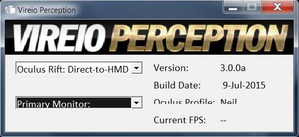 Vireio Perception 3.0
