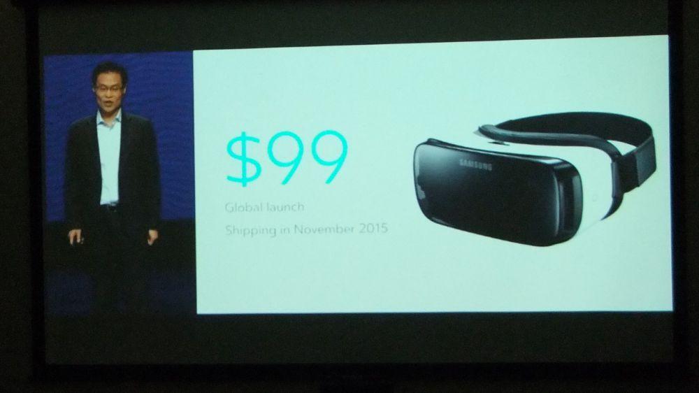 New Samsung Gear VR Price