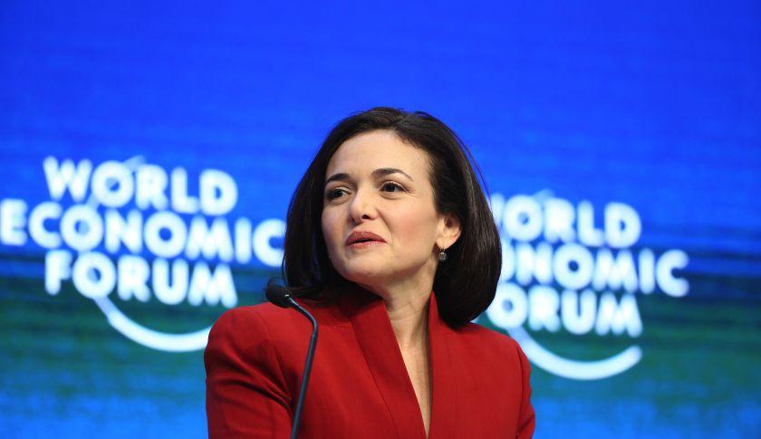 Sheryl Sandberg, COO, Facebook
