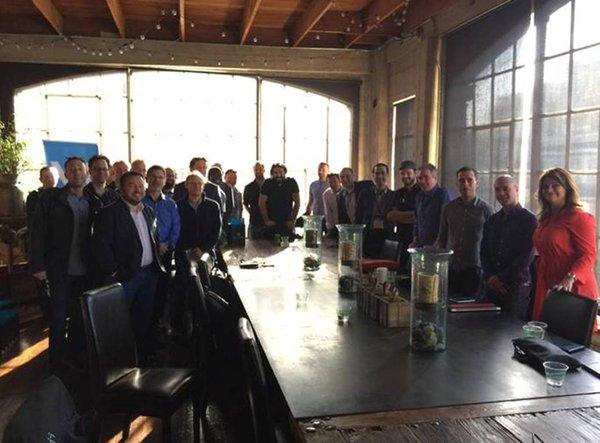 Crytek VR First Meeting