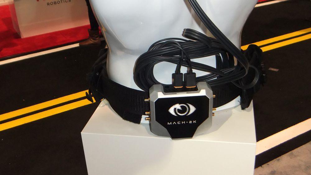 Immersive Robotics Wireless VR Solution