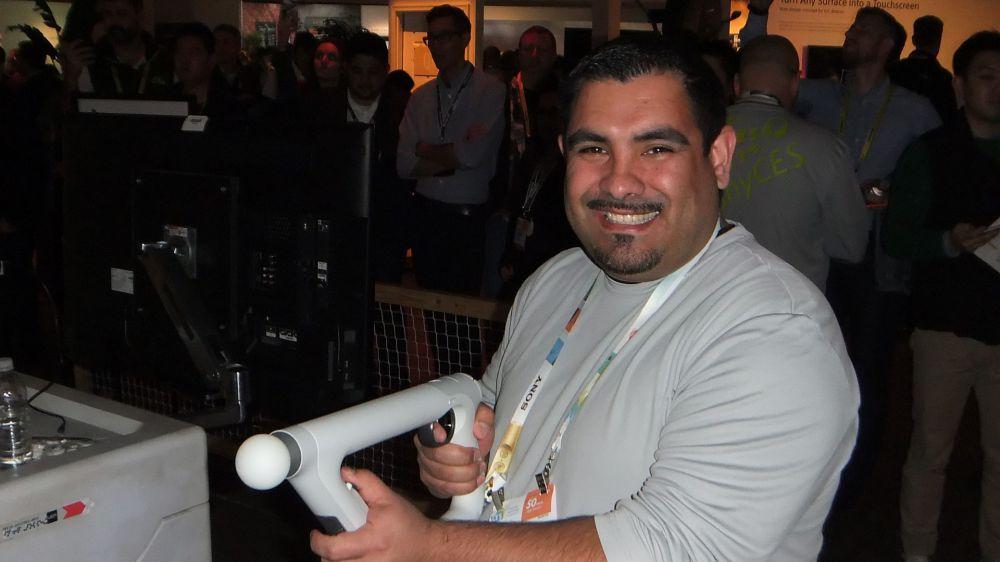Eduardo Zamora, Producer, Sony Interactive Entertainment