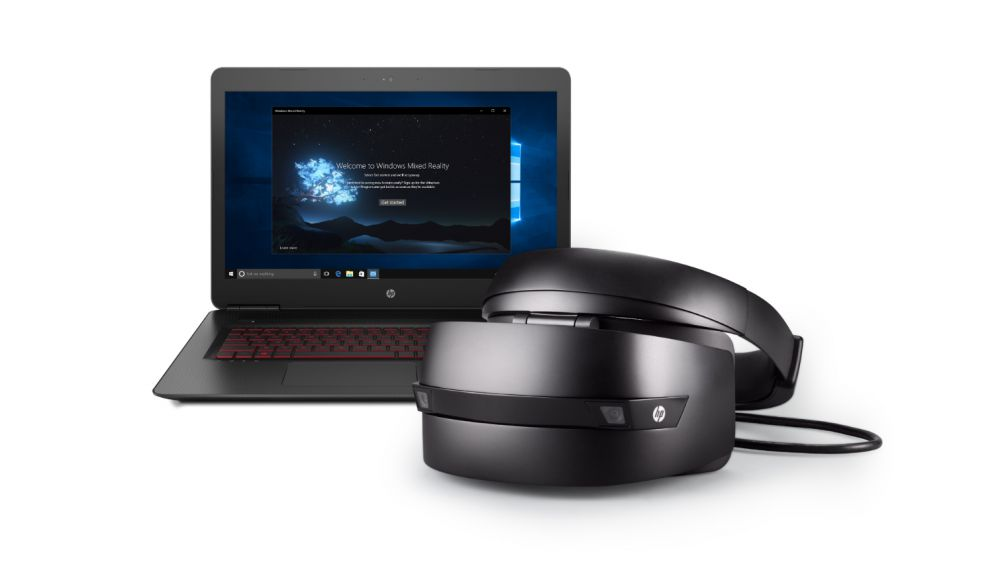 HP Mixed Reality HMD