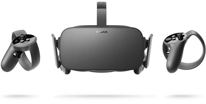 Oculus VR Bundle