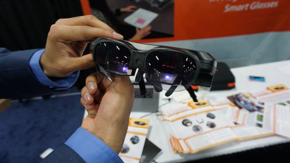 X1 Smartglasses by ThirdEye Gen