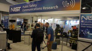 NIST Exhibit at CES 2018