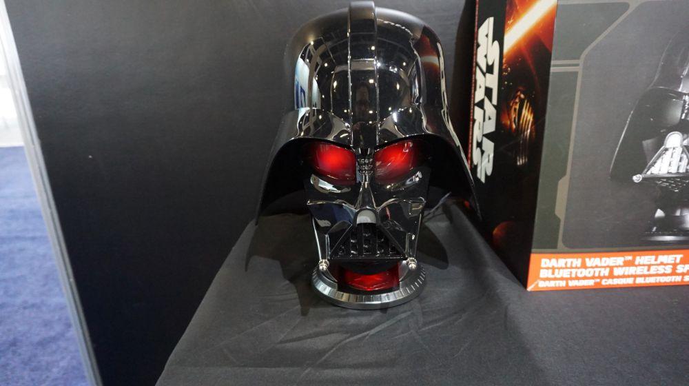 Darth Vader Speaker at CES 2018