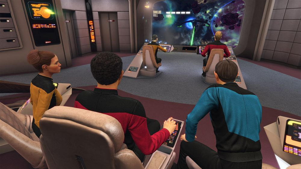 Star Trek: Bridge Crew with Star Trek Next Generation DLC