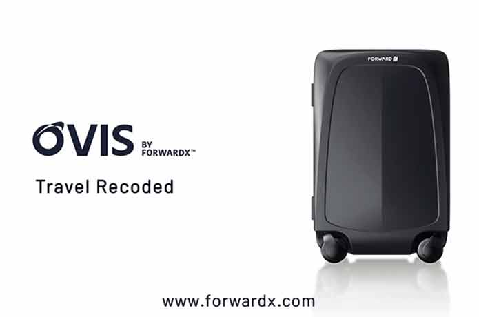 Ovis luggage by ForwardX