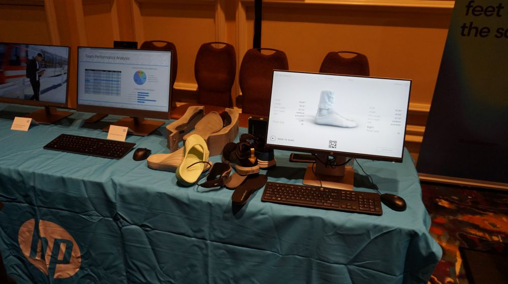 Shoes, Computers, and VR at CES 2019!