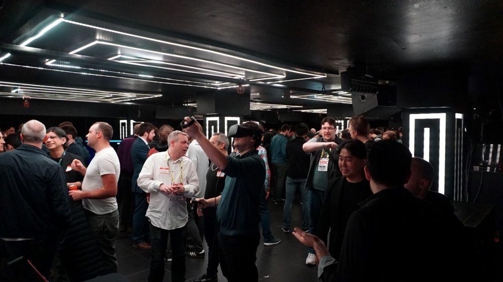 SVVR VR Mixer at GDC 2019